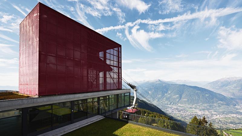 Bergbahn Südtirol Meran 2000