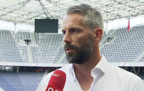 Marco Rose neuer Cheftrainer bei Red Bull Salzburg