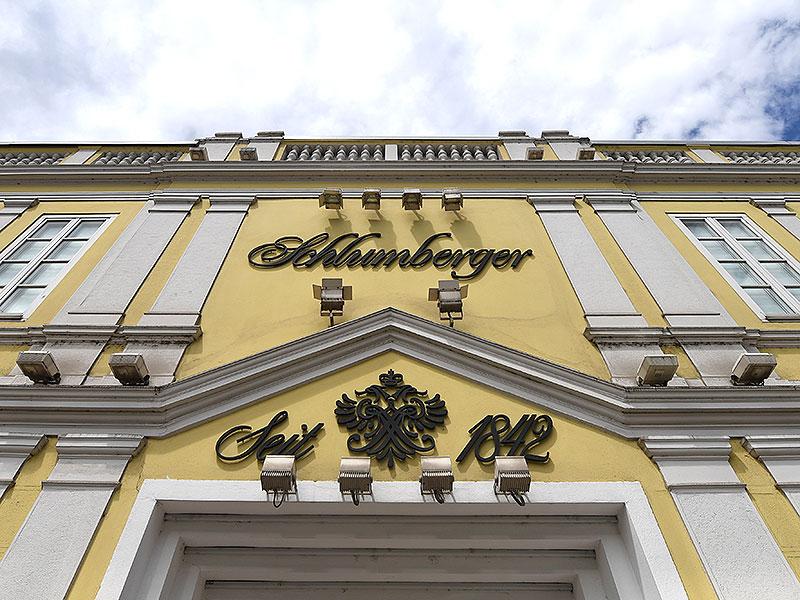 Firmensitz Schlumberger in Heiligenstadt