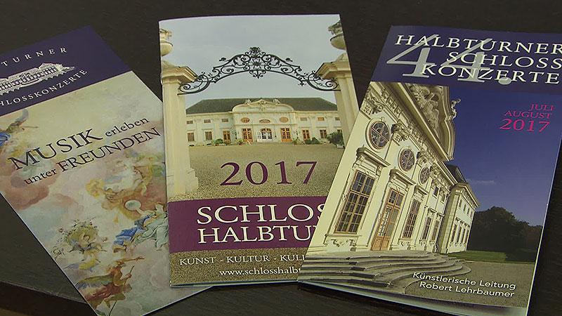 Halbturner Schlosskonzerte Vorschau