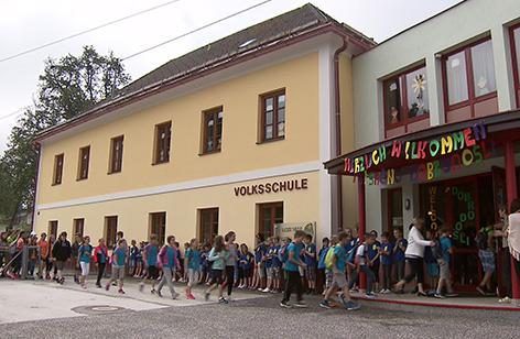 Vrtci šole čezmejno srečanje SGZ Šentprimož LŠ šola