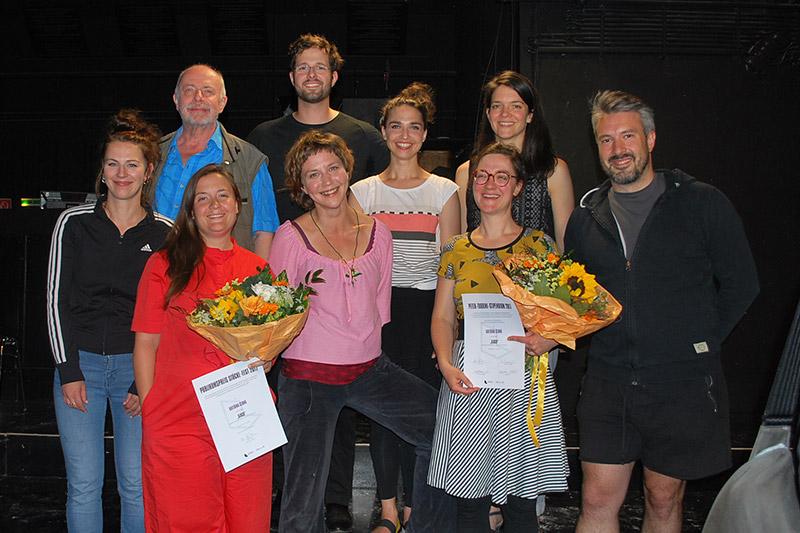 Gewinnerin des Peter Turrini DramatikerInnenstipendiums des Landes Niederösterreich Katerina Cerna