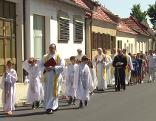 Kinderwallfahrt in Wulkaprodersdorf