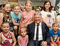 Obletnica vrtev Bilčovs
