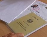 Dokumente von Flüchtling