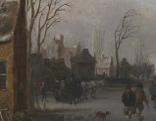 Bild aus der Dauerleihgabe für Alte Galerie