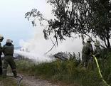 Waldbrand bei Kohfidisch