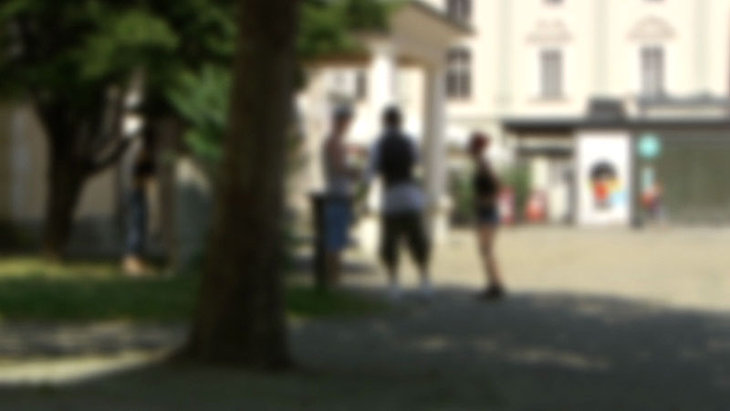 Gestellte Fotos: Drogenschmuggel Drogendealer Klagenfurt