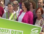 Landesversammlung der Grünen, Christiane Brunner, Regina Petrik, Irmi Salzer