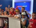 Školari iz Frakanave, Dolnje Pulje i Mjenova na izletu u Željeznu  ORF hrvatska redakcija