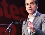 Politik SPÖ Landesparteitag Rede Christian Kern