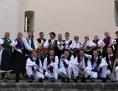 Kolo Slavuj na festivalu Spiških Nimcev