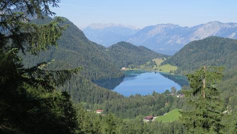 Wandertipp Scheffauer