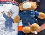 Polizeiteddybär für Leon