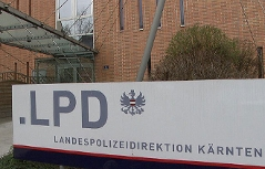 LPD Landespolizeidirektion Kärnten