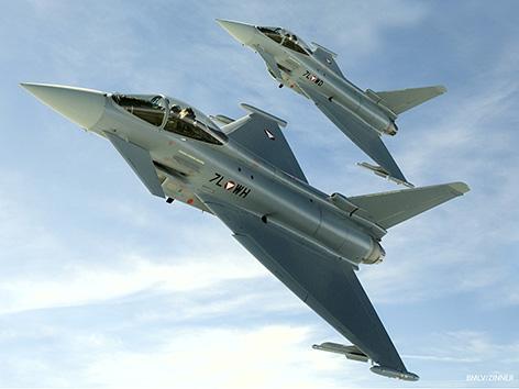 Prestreznik letalo BH avstrijska vojska obramba zračno plovilo