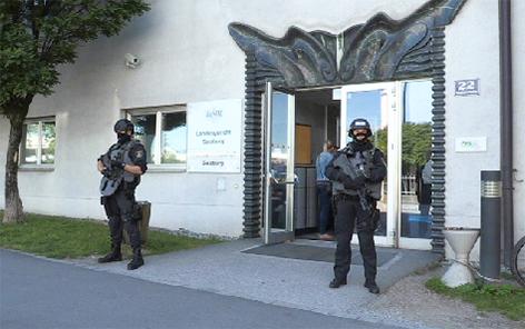 Prozess gegen mutmaßlichen Terrorhelfer von Paris