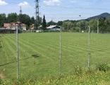 Fußballplatz des FC Salzachsee in Salzburg Liefering