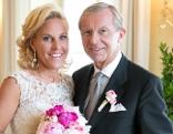 Wilfried Haslauer heiratet