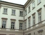Teil des Schlosses Mirabell in der Stadt Salzburg