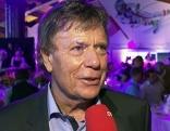 Peter Schröcksnadel beim Interview in Saalbach Hinterglemm