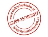 Logo steirischer herbst