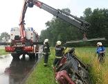 Verkehrsunfälle zwei Verletzte