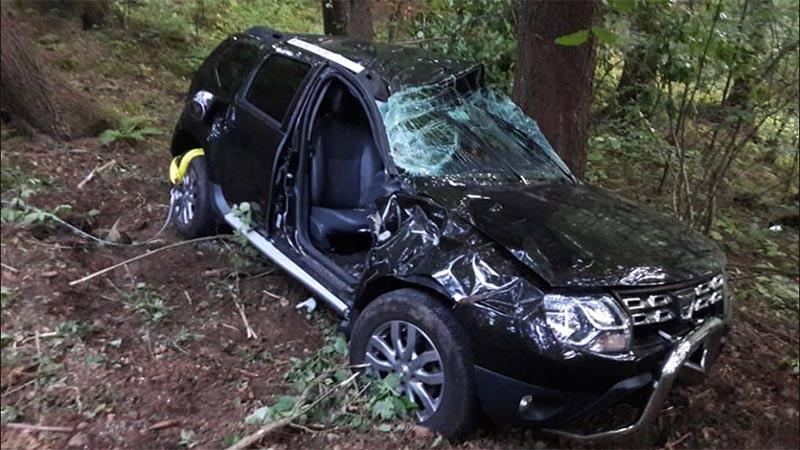 Fünfjähriger Unfall Görtschitztal Mutter verletzt