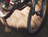 Mountainbike Rennen