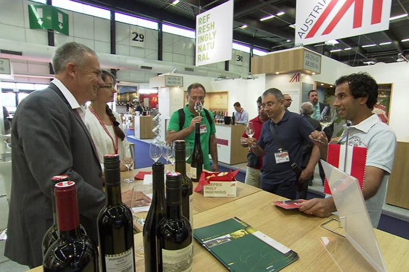 Weinmesse Bordeaux