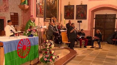 Sinti-Messe von Zipflo Weinrich