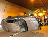 Unfall Roppener Tunnel