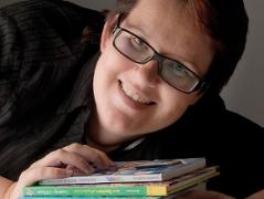 Portrait Autorin Karin Ammerer
