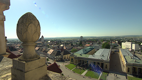 Schloss Esterhazy, Sanierung, Renovierung