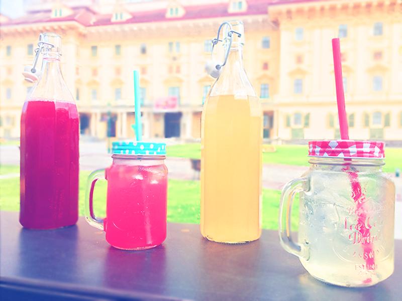 Sommerdrinks für den Sommer