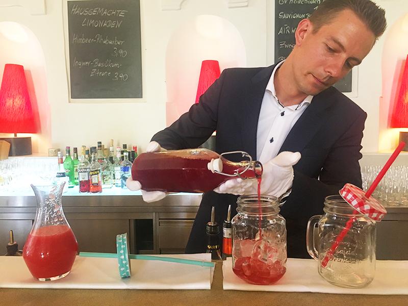 Bar Barfachmann Getränke Drinks