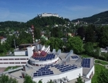 ORF Landesstudio Salzburg im Sommer