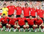 U20 Mannschaft 2007