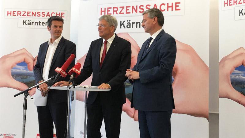 SPÖ Spitzenkandidaten Wahlen