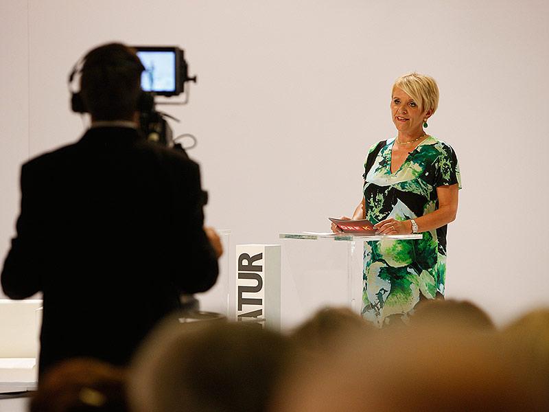 TDDL 2017 Eröffnung Landesdirektorin Karin Bernhard