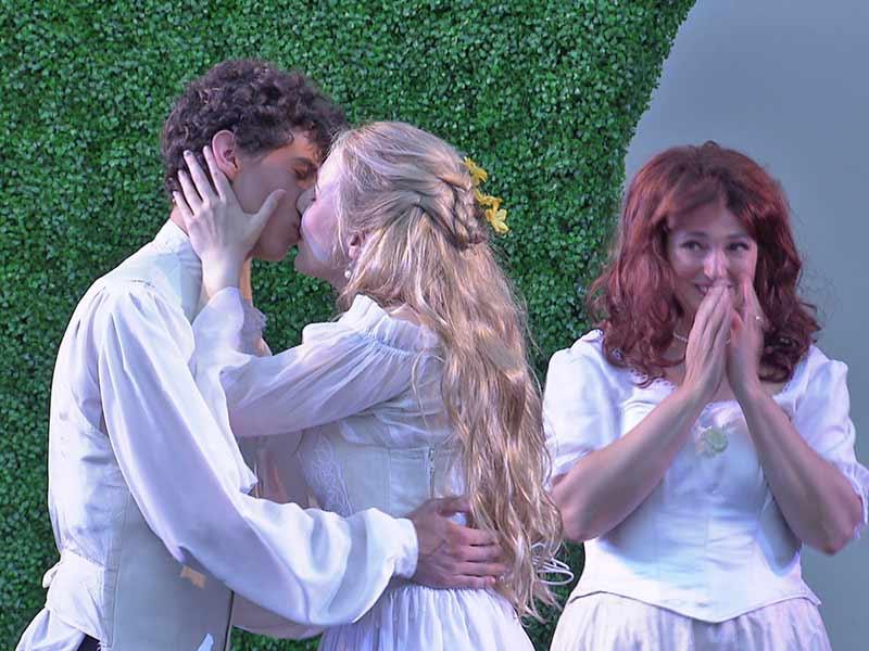 Sommerspiele Eberndorf Shakespeare Viel Lärm um NIchts