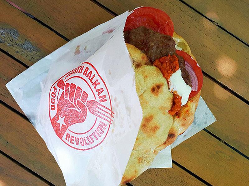 Geschmackssache Balkangrill