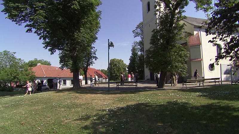 Diskussion um Pfarrer in Großwarasdorf