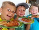 Suti kocht Kinderleichte Pizza