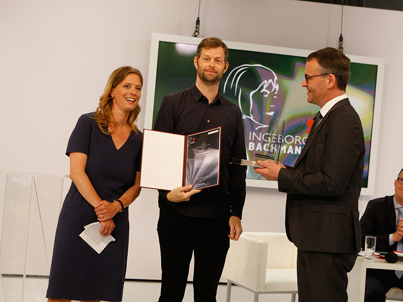 Preisverleihung 2017 Wray