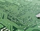Chip Computerchip Platine Daten