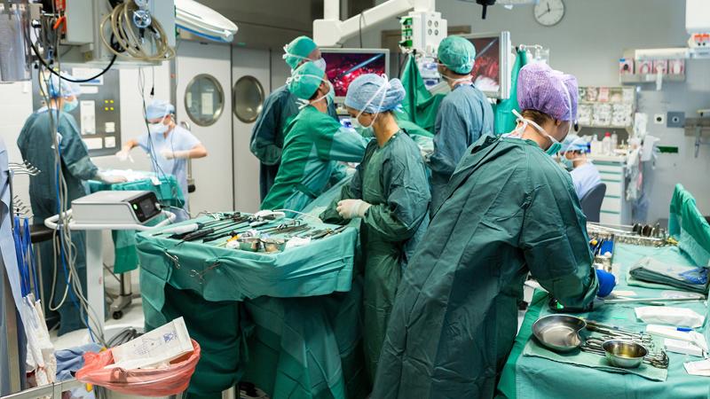 OP-Saal Ärzte