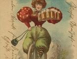 Fahrrad Deutschland 1899