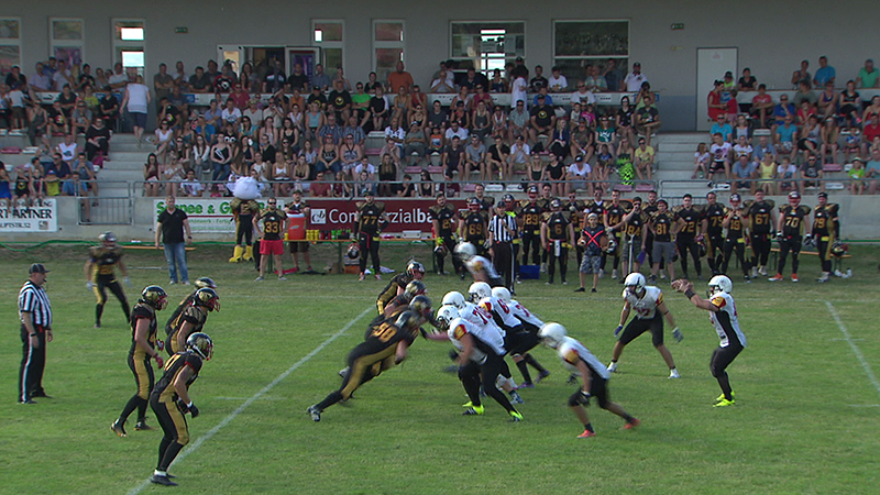 American Football, Pannonia Eagles, Football