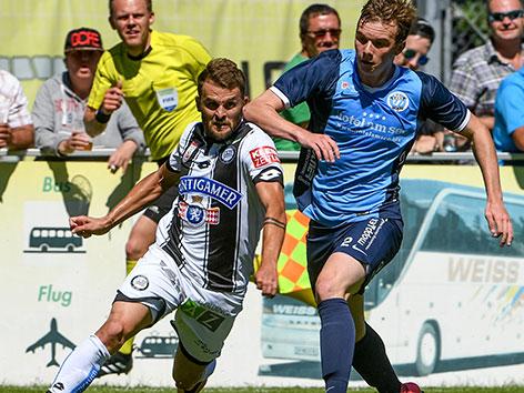 ÖFB-Cup Sturm Graz-Hard